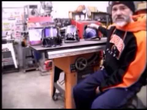 Lincoln Electric Viking 3350 Welding Helmet Review Youtube