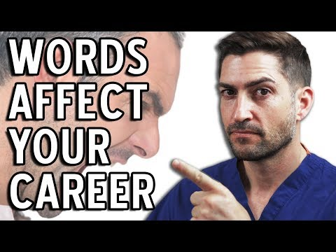Words Can Make Or Break Your Career!