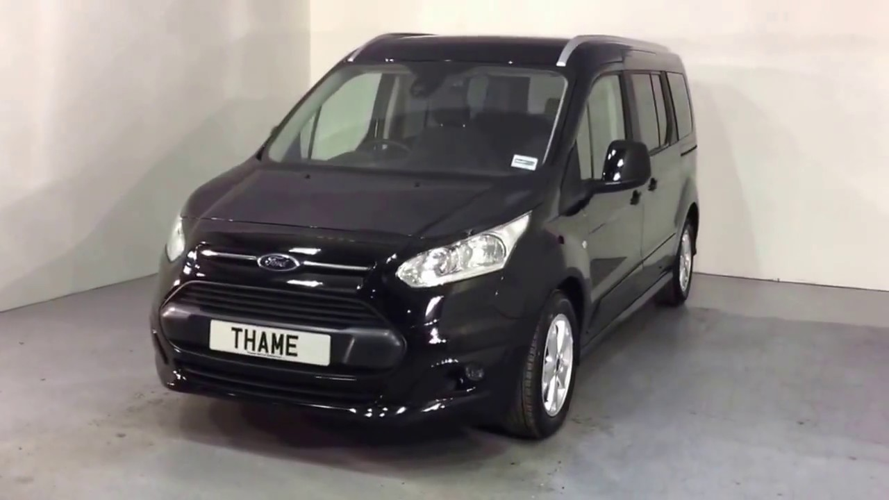 Ford grand tourneo connect 1 5 tdci 120ps titanium for sale at thame cars