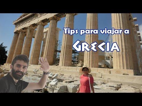 TIPS PARA VIAJAR A GRECIA Y NO SER UN TURISTA CUALQUIERA | Con Juanjo Fantoso