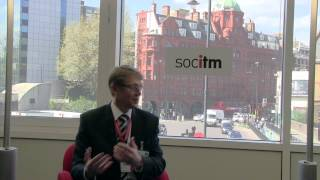 BlackBerry Interview from Socitm Spring 2014