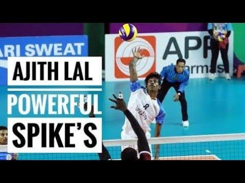 Ajith Lal Power Full Attacks | Indian International