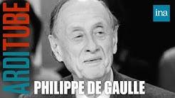 """Interview Philippe de Gaulle """"De Gaulle mon père"""" - Archive INA"""