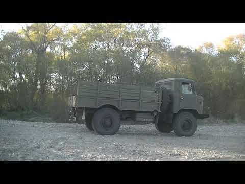 Газ 66 + ДВС 3UZ + МКПП с MAZDA TITAN