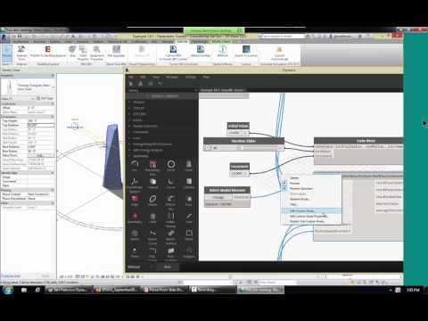 SFDUG Sept 2015 - Optimization Workflows using Dynamo