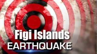 FIJI Strong 5.6 EARTHQUAKE - FAR EAST Swarm Escalates ! August 8,2012. Prediction.