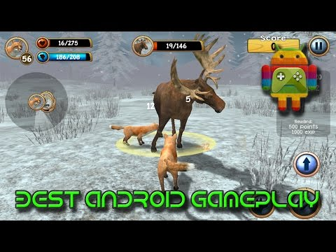 Wild Fox Sim 3D - Free Android Game