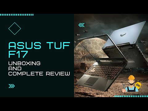 Asus TUF F17 Gaming Laptop Unboxing And Full Review | Valorant | Call Of Duty | Gadgets Tech