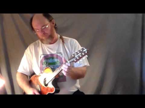 """""""A Man Without Love"""" played by Joe Ross HDV 0687"""