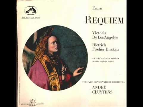 Gabriel Fauré-Requiem op. 48 (Complete)