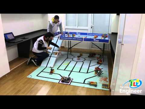 New @ The Little Engineer WER World Education Robotic Contest