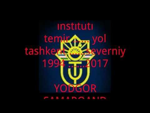 Toshkent temir yo'l instituti