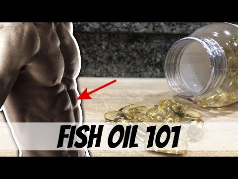 How Much Fish Oil Should I Take To Lose Weight? (6 FISH OIL BENEFITS) | LiveLeanTV