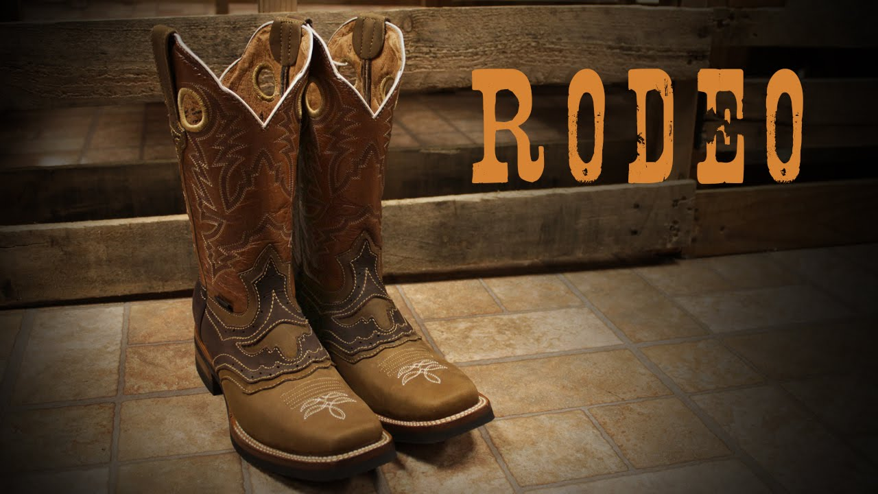 Botas Rodeo Youtube