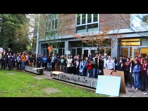 UCSC Grad Students Wildcat Strike