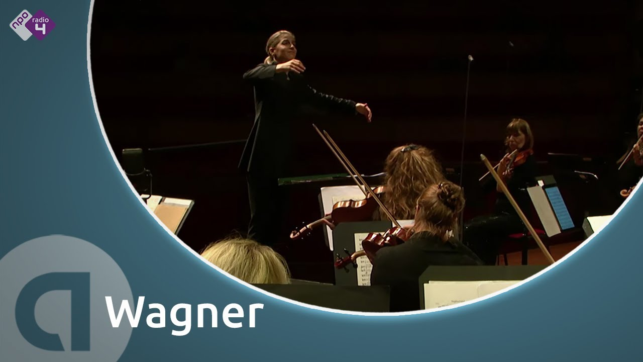 Wagner: Siegfried-Idyll - Radio Filharmonisch Orkest o.l.v. Karina Canellakis