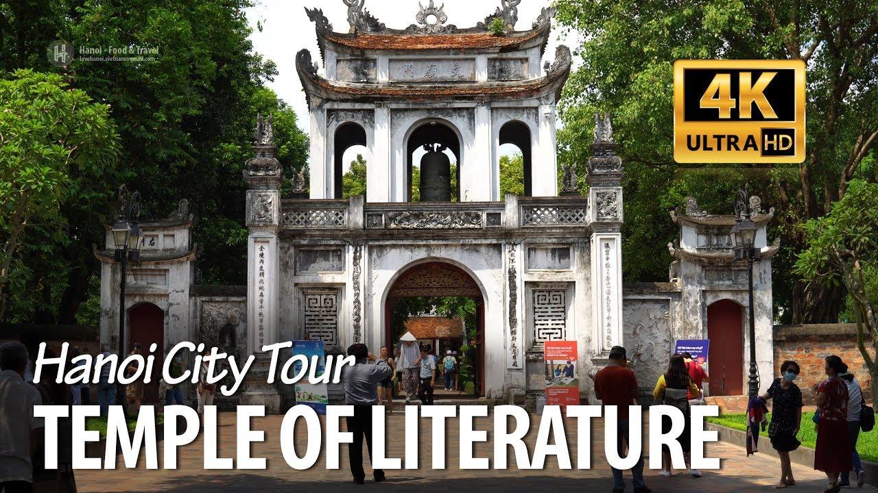 The Temple of Literature (Văn Miếu Quốc Tử Giám)