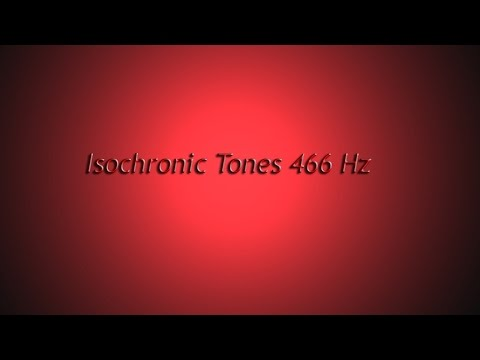 1 Hour - Condyloma , Genital Warts (Isochronic Tones 466 Hz) Pure Series