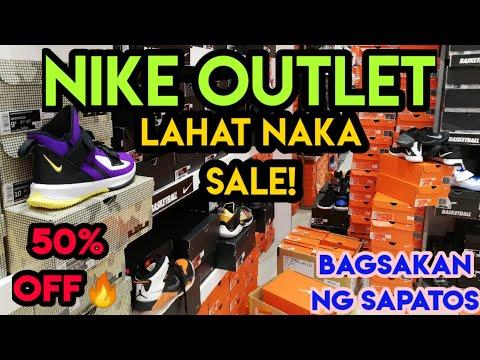 mainit-na-sale🔥-nike-outlet-store-/-50%-off!-bagsakan-ng-mga-sapatos-/-basketball-&-running-shoes