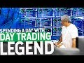DAY TRADING With Legend Stephen Kalayjian! - YouTube