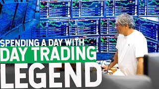 DAY TRADING With Legend Stephen Kalayjian!