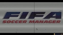 FIFA Soccer Manager gameplay (PC Game, 1997)