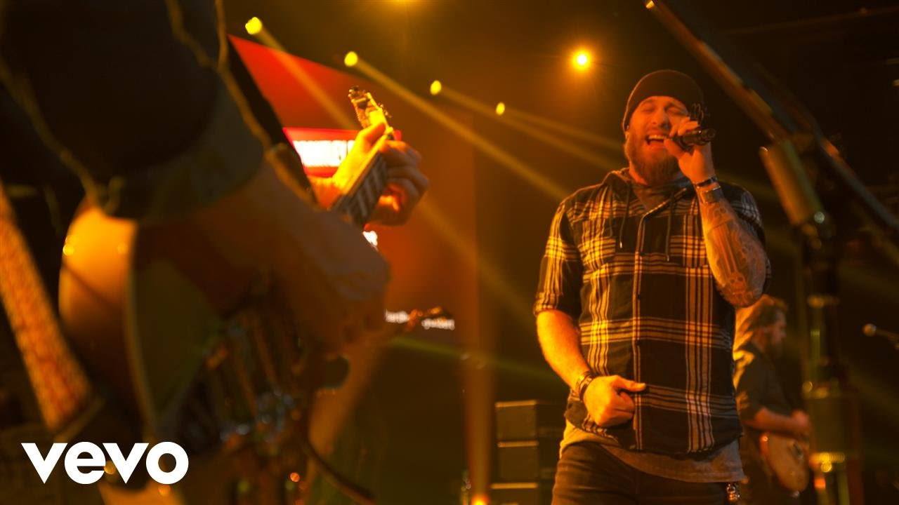 Brantley Gilbert Live bij iHeartRadio