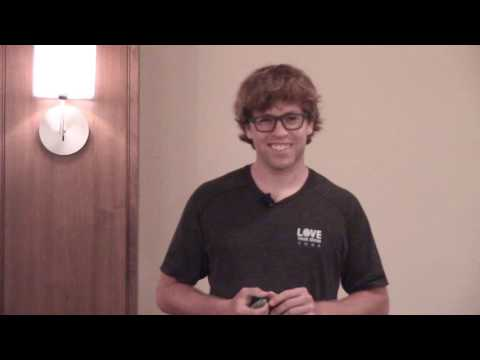 Customer Forum 2016: Love Your Brain (Kevin Pearce)