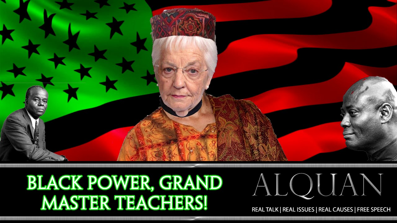Jane Elliot - Grand Master Teacher of the Blaq People!