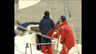 Видеоурок яхтинга 2: Управление яхтой под парусами