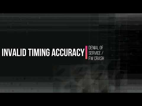 BrakTooth - Invalid Timing Accuracy attack on Qualcomm based phones