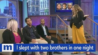 I slept with two brothers...One of them has to be the Daddy! | The Maury Show