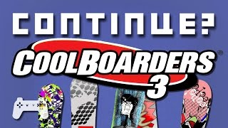 Cool Boarders 3 (PS1) - Continue?