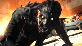 Dying Light Zombies Gameplay Trailer (PS4/Xbox One) 【All HD】