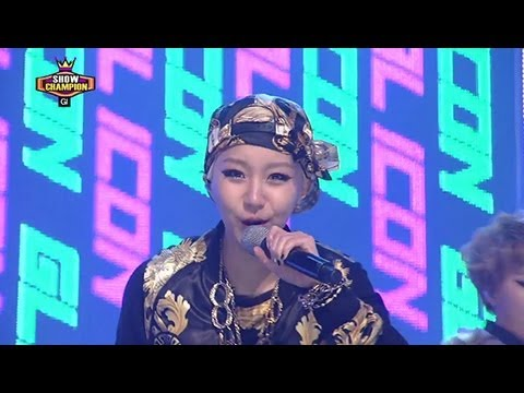 GI - BEATLES, 지아이 - 비틀즈, Show champion 20130410