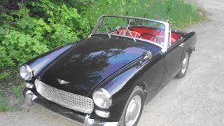 Restauration Austin-Healey Sprite 1964