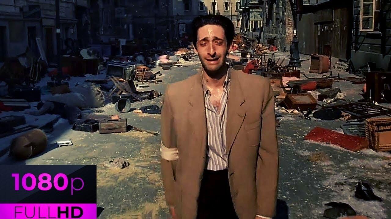 Download The Pianist [2002] Recycle Train Scene (HD) | Piyanist Geri Dönüşüm Tren Sahnesi  Altyazılı