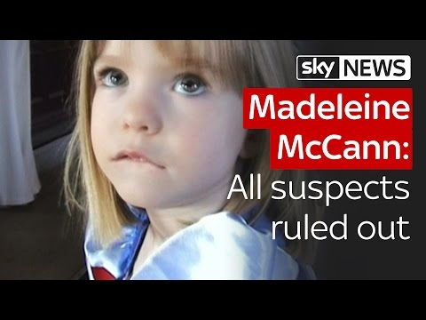 """Madeleine McCann: All suspects ruled out, but police have """"significant"""" lead"""