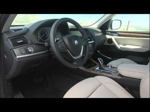 ▻ NEW BMW X3 2011 - Interior - YouTube