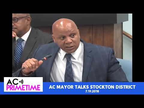 Mayor Defends Stockton