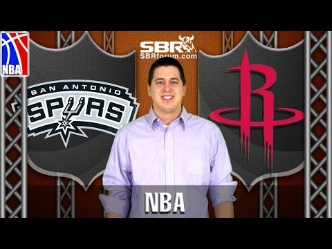 NBA Picks: San Antonio Spurs vs. Houston Rockets