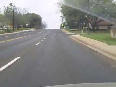 whitehouse, texas speed trap