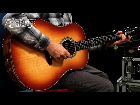 Breedlove Legacy Dreadnought Ricochet E Acoustic-Electric Guitar