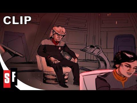 The plot of Deep Space Nine Season 8 should become a movie