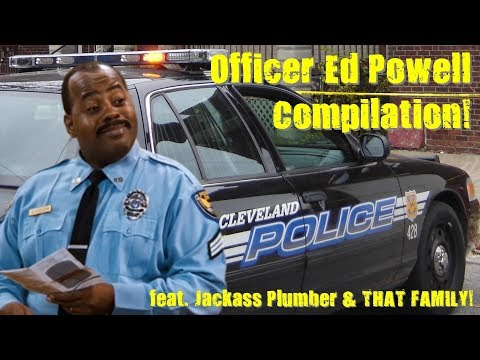 Ed Powell vs. Cleveland Cops, Jackass Plumber, THAT FAMILY & Others!