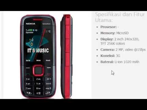 Harga Hp Nokia 5130 Xpress Music Youtube