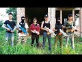 Superhero action SWAT & Legend Hero Nerf guns Kidnapper HUNTER Rescue Cinderella Nerf war