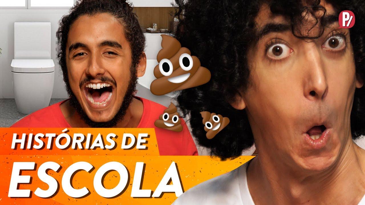 HISTÓRIAS DE ESCOLA | PARAFERNALHA