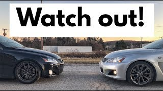 Are There Issues With The 2006-2013 Lexus IS?