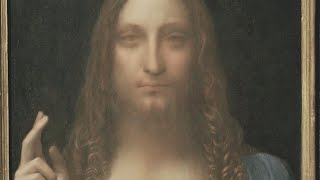 Jesus Painting by Leonardo Da Vinci Is One of the Most Expensive Pieces of Art